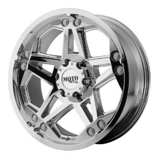 Moto Metal MO960 18x9 Chrome Wheel / Rim 6x5.5 with a  12mm Offset and