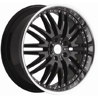 Menzari M Sport 18x8.5 Black Wheel / Rim 5x112 with a 35mm Offset and