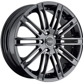 Prado Arcana 18 Black Chrome Wheel / Rim 5x4.5 & with a 25mm Offset
