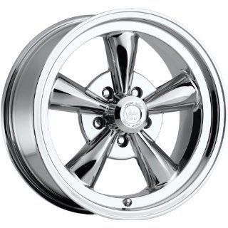 Vision Legend 5 18 Chrome Wheel / Rim 5x4.5 with a 32mm Offset and a