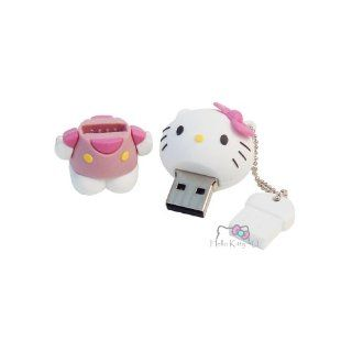 8GB New Hello Kitty Cartoon USB Memory Stick Flash Pen Drive Ideal