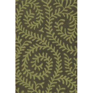 Dash and Albert Vine Green 2 5 X 8 Runner Area Rug Home
