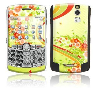 Flower Splash Design Protective Skin Decal Sticker for