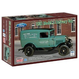 Minicraft Vintage Model A Ford Sedan Delivery 1/16 Scale