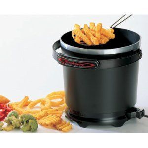 Presto 05411 Granpappy Electric Deep Fryer New