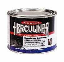 Herculiner HCL1B7 Truck Bed Liner Roll on do It Yourself 1 Quart