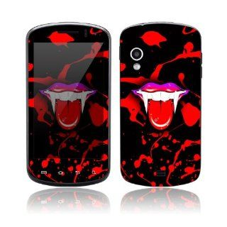 Vampire Decorative Skin Cover Decal Sticker for Samsung