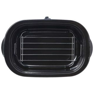 1500 Watts Stainless Steel Turkey Roaster High Dome Cover Lid