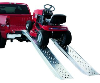 lund folding aluminum truck ramps image shown may vary from actual