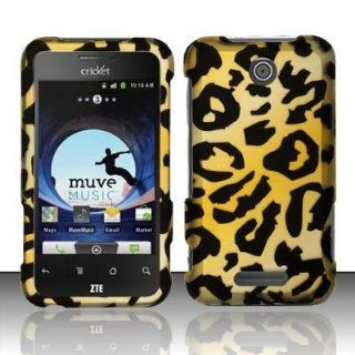 cheetah design phone case for the ZTE Score M/Score