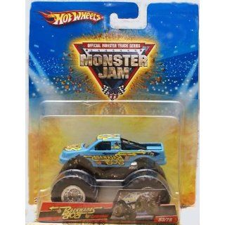 website hot wheels monster jam series backwards lt bob lt 1 55 scale