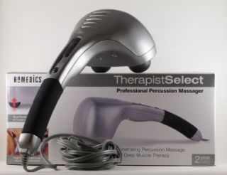 Homedics Therapist Select Professional Percussion Massager PA 1 with