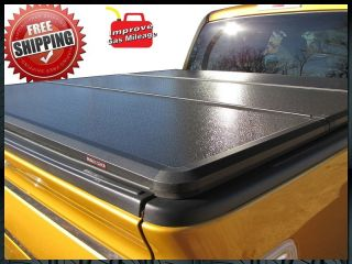 Folding Tonneau Cover 2005 2012 Honda Ridgeline HC HRL05 New