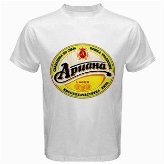 Ariana Beer Logo New White T shirt Size 2XL Everything