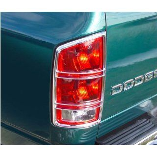 Putco Chrome Tail Light Cover, for the 2006 Dodge Ram 2500