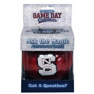 NCAA North Carolina State Wolfpack Toy Magic Answer Ball