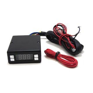91 99 BMW 318i Digital Turbo Timer With LED Display   Black Color