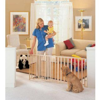 Extra Wide Swing Gate 57 inch   103 inch x 27 inch
