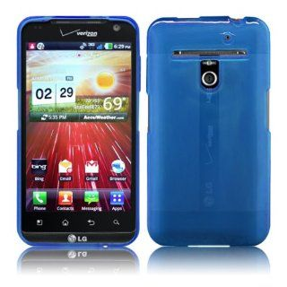 Cbus Wireless Blue Flex Gel Case / Skin / Cover for LG