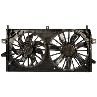 Dorman 621 109 Dual Fan Assembly for Buick LaCrosse