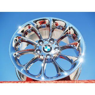 BMW Z4Style 106 Set of 4 genuine factory 17inch chrome wheels