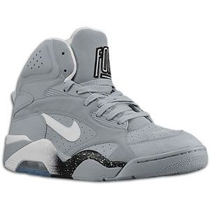 Nike Air Force 180 Mid   Mens   Basketball   Shoes   Wolf Grey/Black