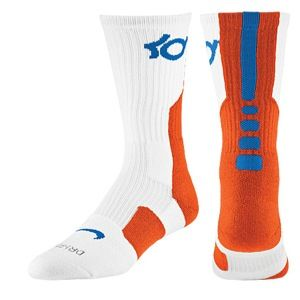 Nike KD Elite Basketball Crew Sock   Mens   Basketball   Accessories