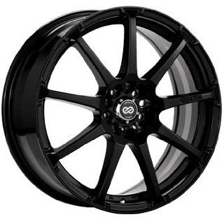 Enkei EDR9 Black (17x7 +38 4x100/114.3)    Set of 4 Wheels