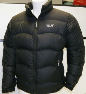 NEW Mountain Hardwear Womens Hunker Down 650 Fill Winter Jacket Black