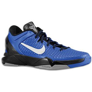 Nike Kobe VII   Mens   Basketball   Shoes   Game Royal/Metallic