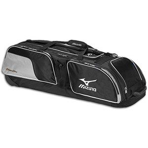 Mizuno Pro Wheel Bag   Baseball   Sport Equipment   Black