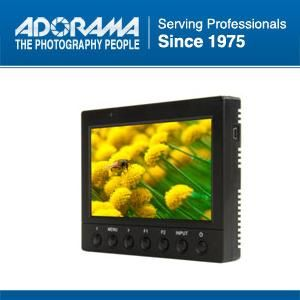 Ikan VK5 P 5 6 HDMI LCD Monitor with Panasonic Battery Plate