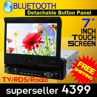 Touch Screen in Dash Car Stereo DVD Player Radio Aust