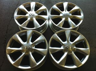 Infiniti EX35 17 2008 2009 2010 4 Four Factory Alloy Rims Wheel 76699