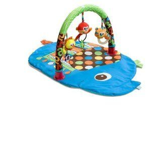 Infantino Folding Baby Activity Center Gym Play Mat New