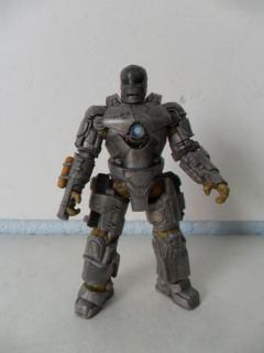 Marvels Iron Man 2 Movie Series Iron Man Mark 1 3 75 inch Action