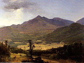 Important American Paintings Keene Valley Adirondack