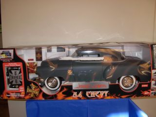 Jesse James West Coast Choppers 54 Chevy Remote Control