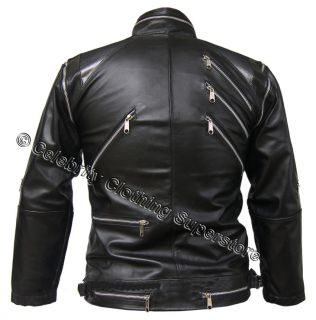 Michael Jackson Black Beat It Jacket Tailor Made