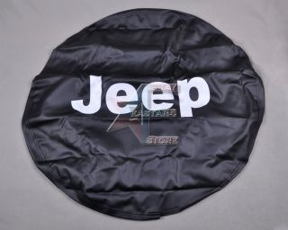 New Spare Wheel Tire Cover 30 31 4 Jeep Liberty 2002 2011 w Silver