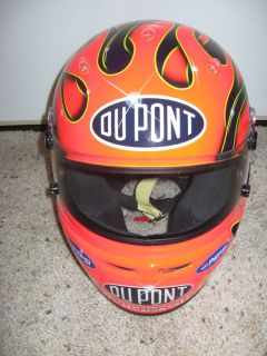 Jeff Gordon NASCAR Official Bell Helmet