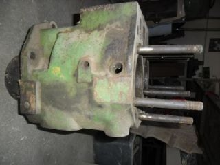 John Deere Early Styled B Engine Cylinder Block B1305R