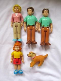 7 Fisher Price Loving Family People Children Babies