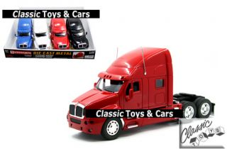 KENWORTH T2000 SEMI TRUCK CAB Diecast Toy Model 1 32 by Boley 8inch