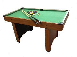 Billiard Pool Table 5 ft Smaller Version not A Kids Table