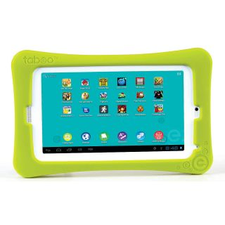 BRAND NEW TOYS R US EXCLUSIVE TABEO KIDS 4GB 7 Wi Fi TABLET GREEN FREE