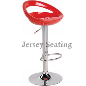 Swivel Restaurant Kitchen Adjustable Bar Stool Counter Chair