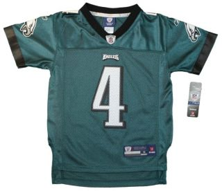 Philadelphia Eagles 4 Kevin Kolb Throwback Football Jersey Dark