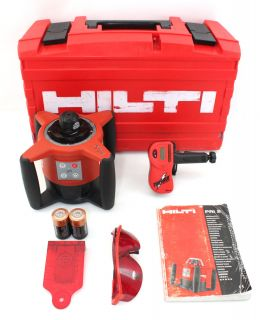 Hilti Pri 2 Self Leveling Rotary Laser Level