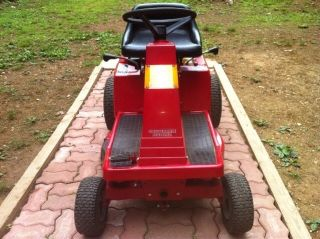 Lawn Chief 340 Rear Engine Riding Mower